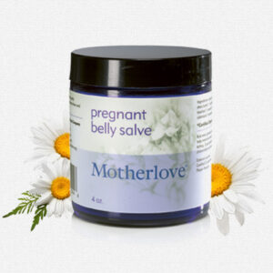 Pregnant-Belly Salve